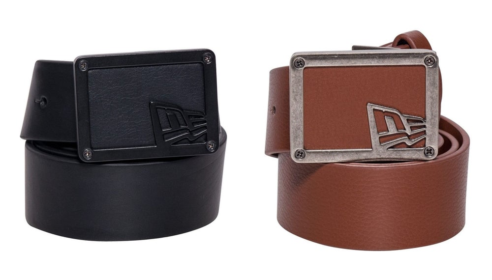 Image of 2 Pack New Era Leather Belts