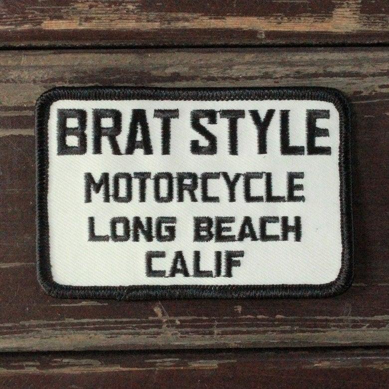 Image of BRAT STYLE PATCH LOGO