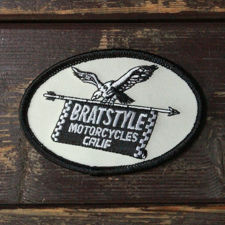 Image of BRAT STYLE PATCH EAGLE