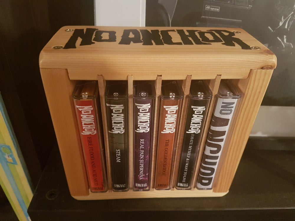 Image of HMGNA0 - NO ANCHOR - Box Set