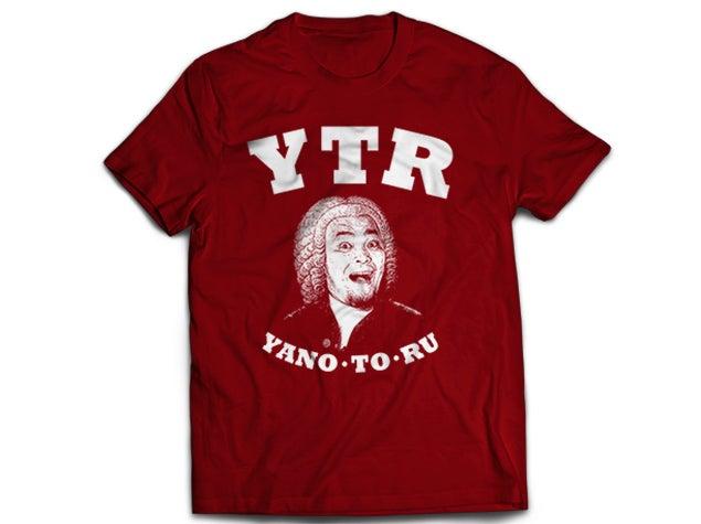 Image of YANO 'YTR' T-Shirt