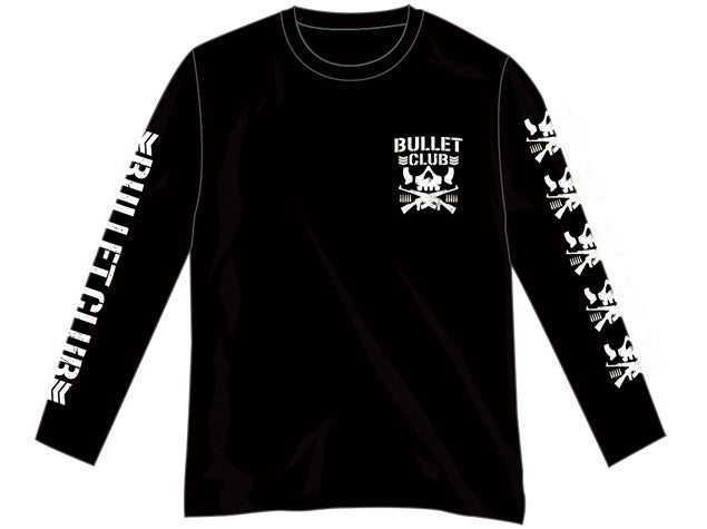 Image of Bullet Club Long Sleeve T-Shirt