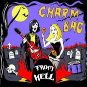 Image of LP.  Charm Bag : From Hell.