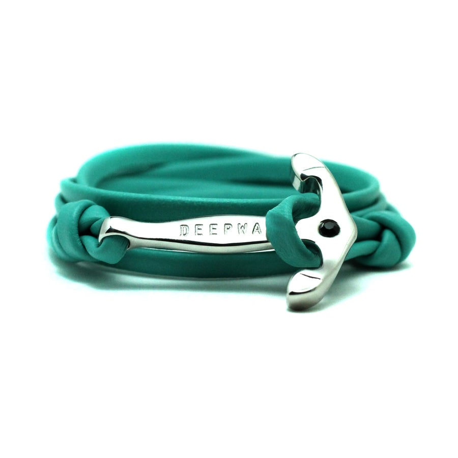 Image of Deepway Strno Anchor Bracelet