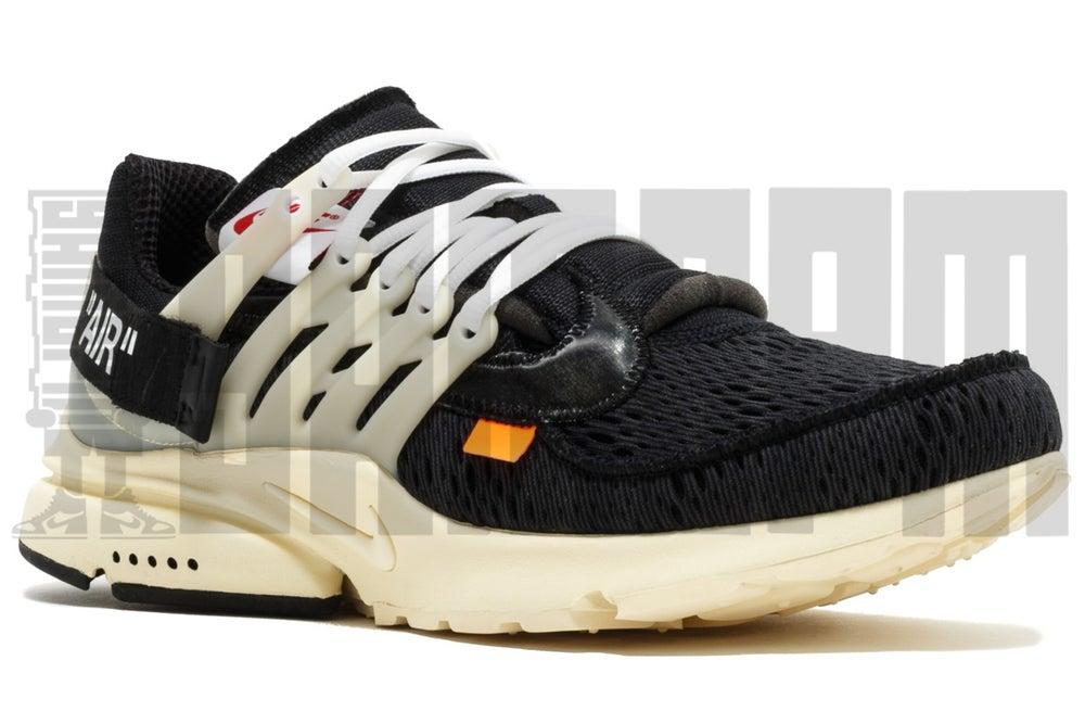 "Image of THE 10 : Nike AIR PRESTO ""OFF-WHITE"""
