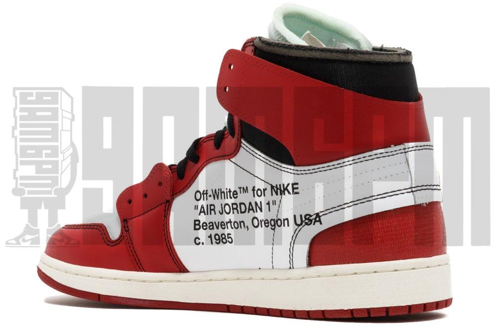 "Image of THE 10 : Nike AIR JORDAN 1 ""OFF-WHITE"""