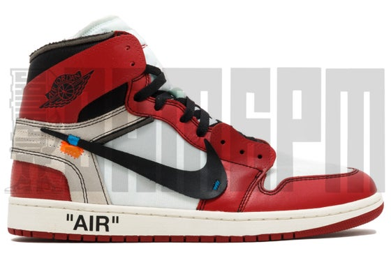 "Image of THE 10 : Nike AIR JORDAN 1 ""OFF-WHITE"""