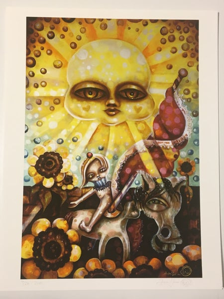 Image of The Sun - Print