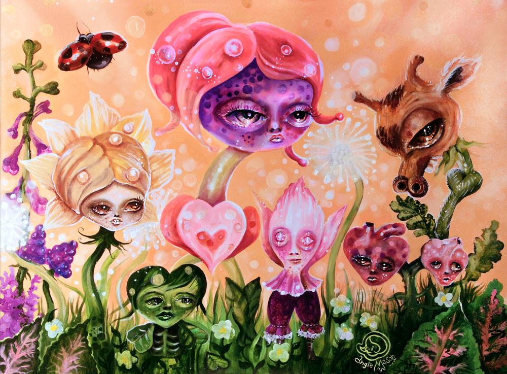Image of Garden of Botanicuties Delight - Print