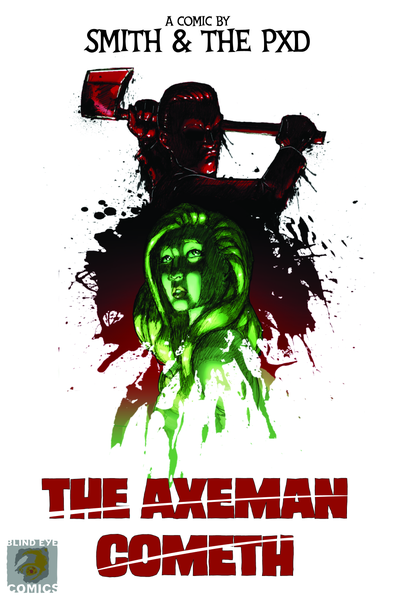 Image of The Axeman Cometh Variant Cover Edition 3.99
