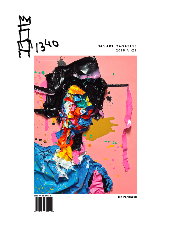 Image of 1340ART Magazine (Q1 2018)