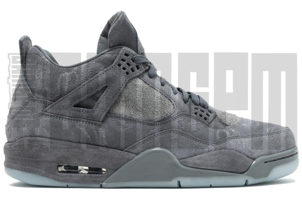 """Image of Nike AIR JORDAN 4 RETRO """"KAWS"""""""