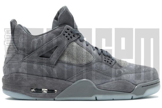 "Image of Nike AIR JORDAN 4 RETRO ""KAWS"""