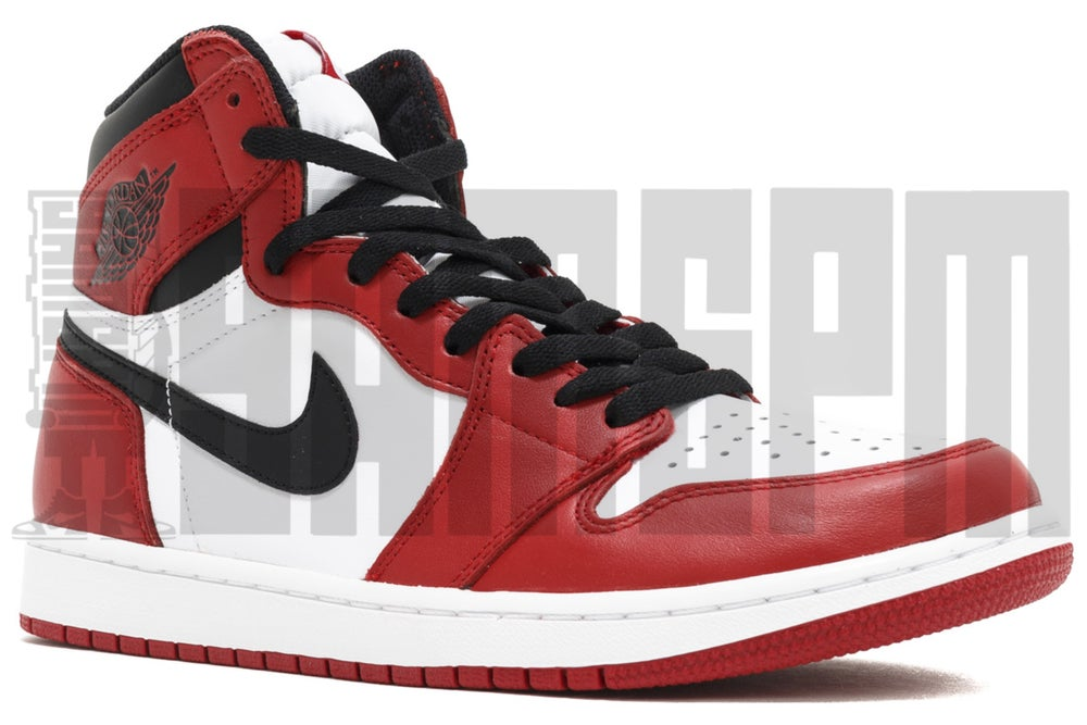 "Image of NIKE AIR JORDAN 1 RETRO HIGH OG ""CHICAGO"""