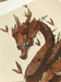 Image of Turd Dragon (A4/A3 size)