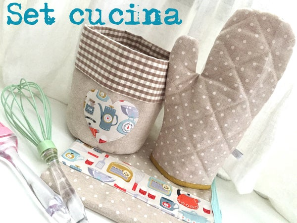 Image of Stage cucito CUCINA