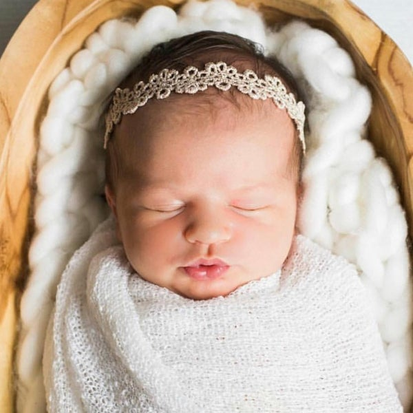 Image of Cora Lace Headband