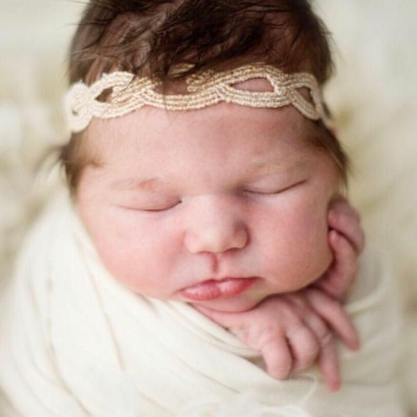 Image of Stella Lace Headband