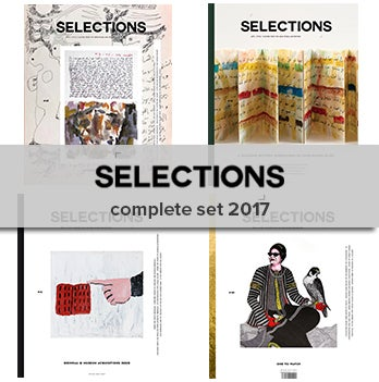 Image of Selections 2017 - free shipping