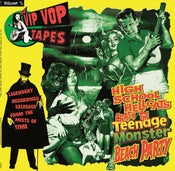 Image of Pre-Order. LP. V.A. : Vip Vop Tapes Vol 3.  Ltd Edition Green vinyl.