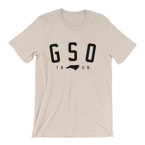 Image of GSO Collegiate Tee