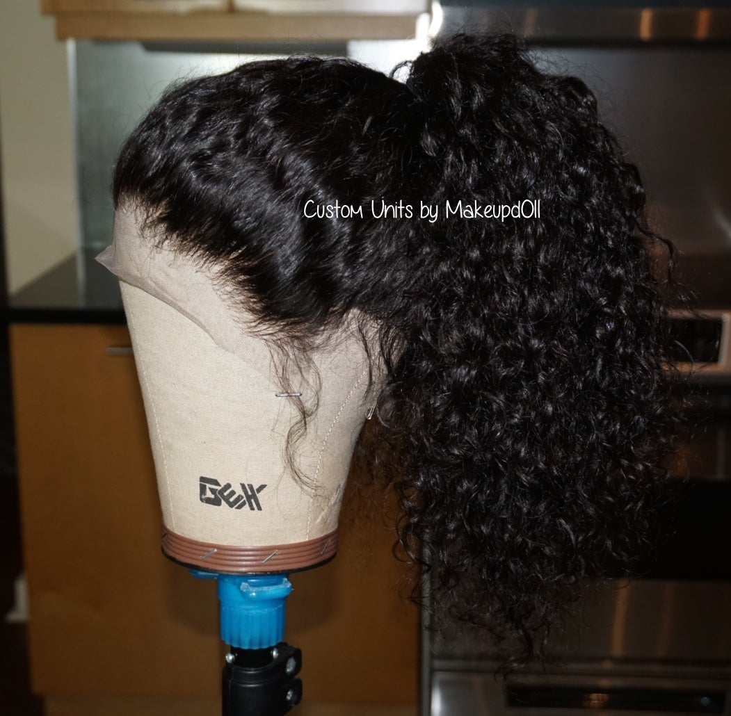 """Image of """"TIFFANY"""" Glueless Full Lace Wig! (18 Inches)"""