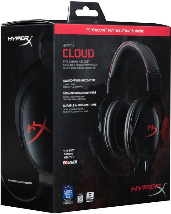 Image of HyperX Cloud Gaming Headset