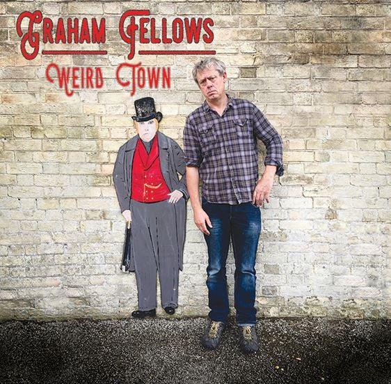 Image of Graham Fellows - Weird Town CD