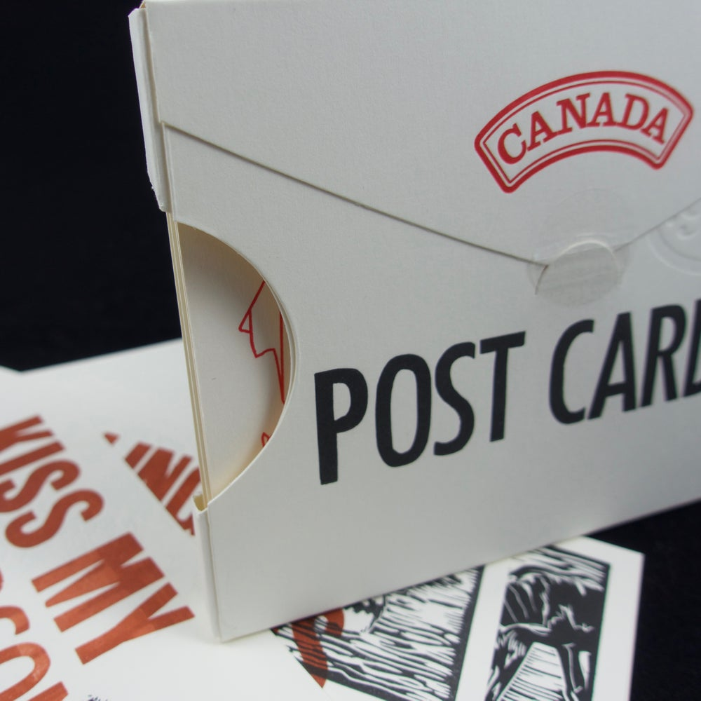 Image of Canada Eh! Post Card Series