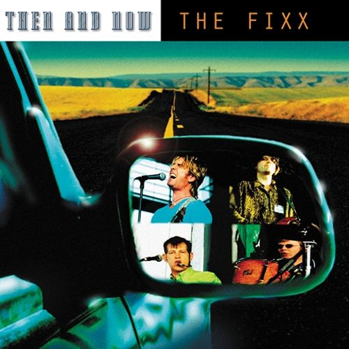 "Image of The Fixx - ""Then And Now"" CD"