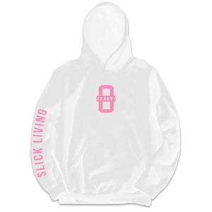 Image of Pink Zeroni's Girl Pullover Hoodie | Exclusive release