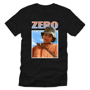 Image of Zero Novelty T Shirt | Exclusive Release