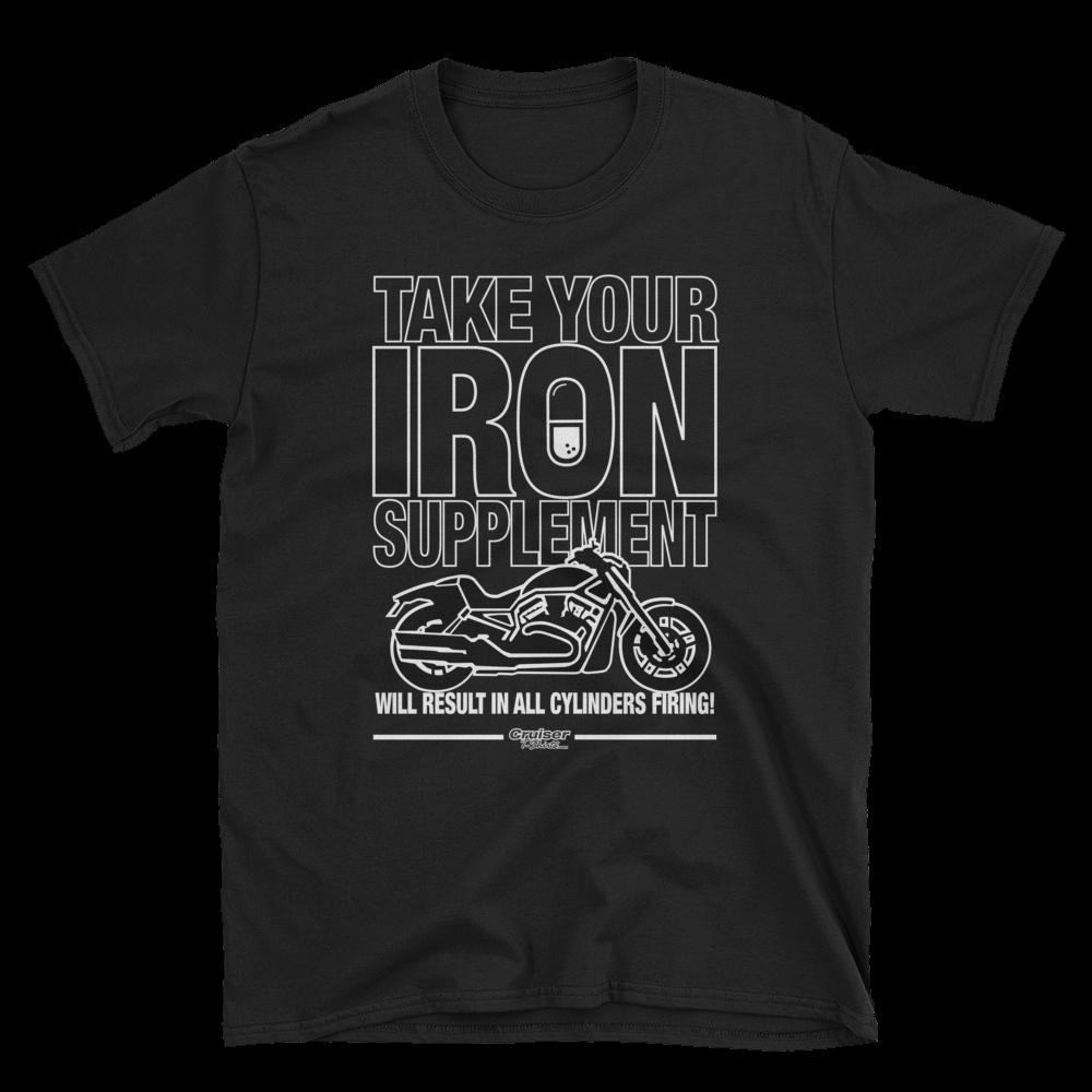 Image of Iron Supplement - T-Shirt