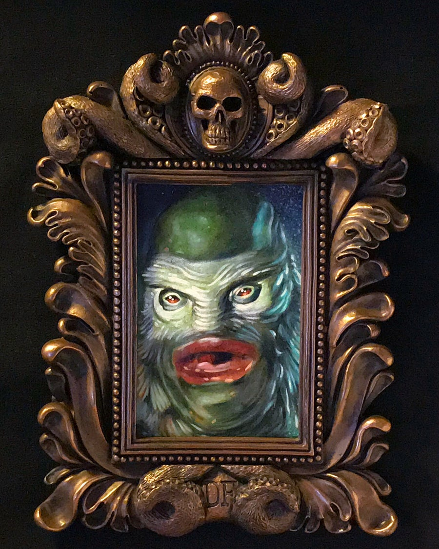 Image of The Creature from the Black Lagoon