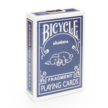 """Image of """"FRAGMENT DESIGN"""" BICYCLE PLAYING CARDS"""