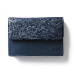 Image of HEAD PORTER ORIGINAL PLAYING CARDS CASE LEATHER