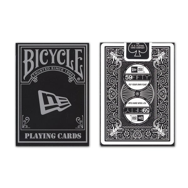 "Image of ""NEW ERA"" BICYCLE PLAYING CARDS"