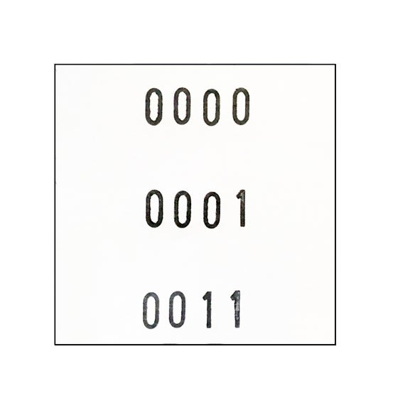 Image of NUMBERS
