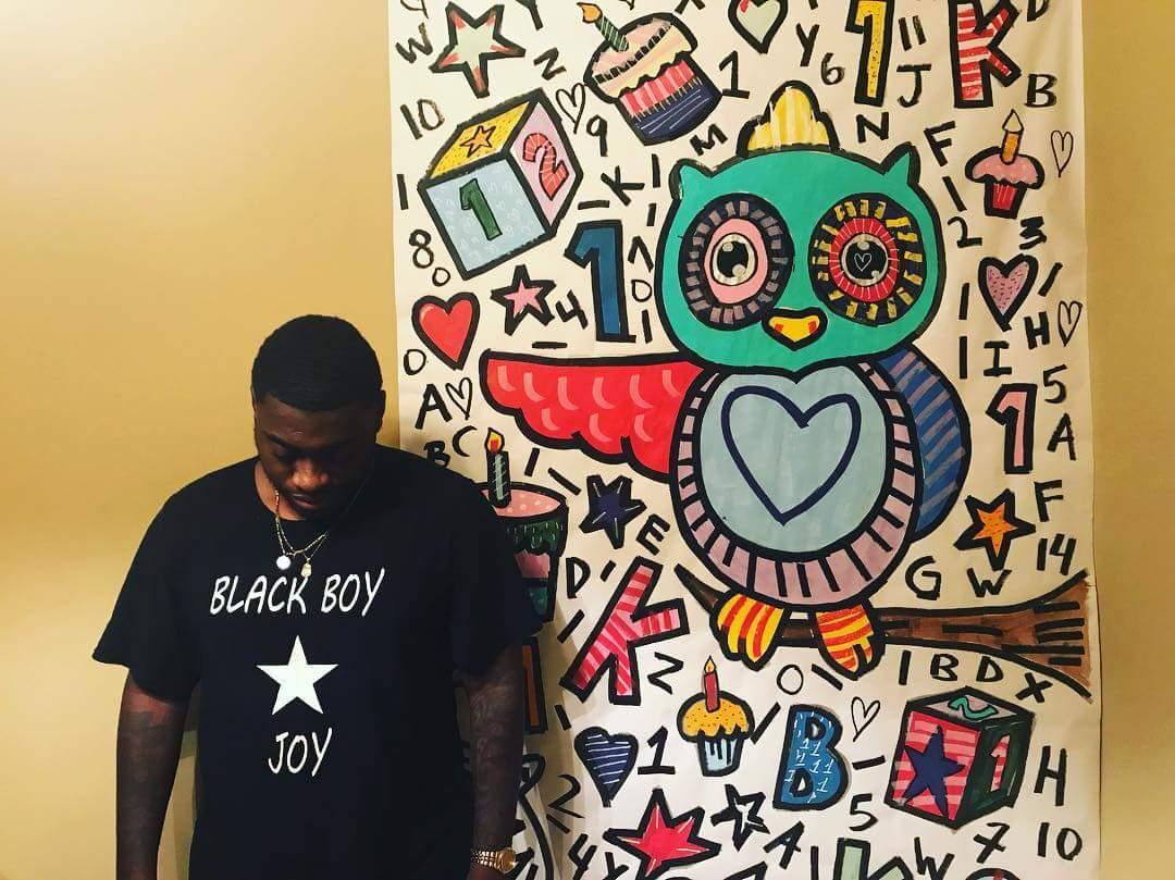 "Image of ""BLACK BOY JOY"" T-SHIRT"