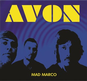 Image of Avon - Mad Marco CD