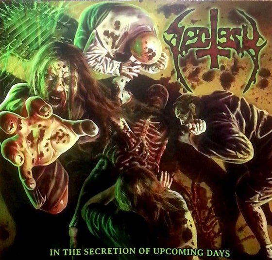 Image of Sectesy ‎– In The Secretion Of Upcoming Days  CD