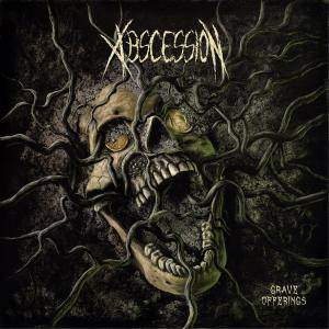 Image of Abscession -  Grave Offerings CD