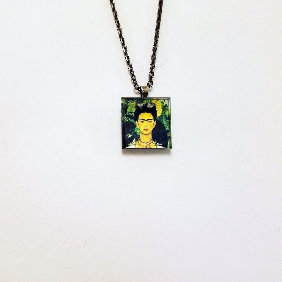 Image of Frida, Self-Portrait 1