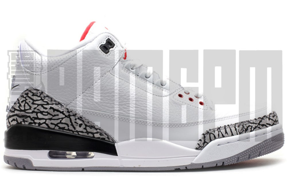 Image of Nike AIR JORDAN 3 RETRO '88