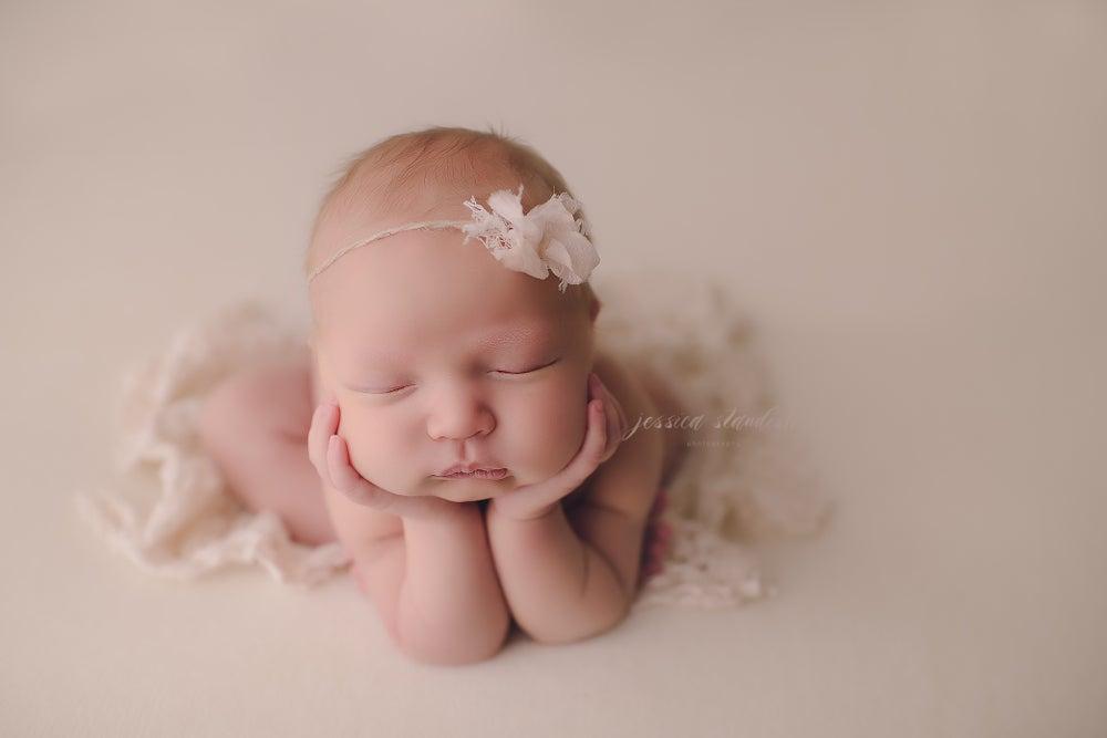 Image of Inclusive Newborn | a digitally inclusive custom newborn session
