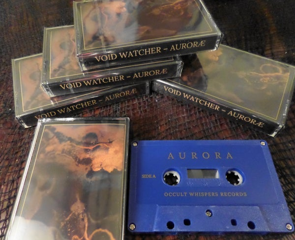 "Image of Void Watcher ""Aurora"" Cassette"
