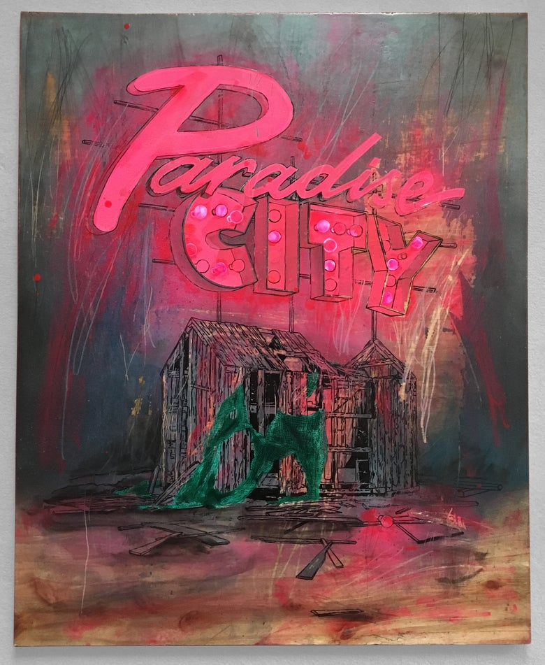 Image of Paradise City