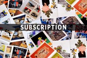 Image of Subscription to Kolaj Magazine