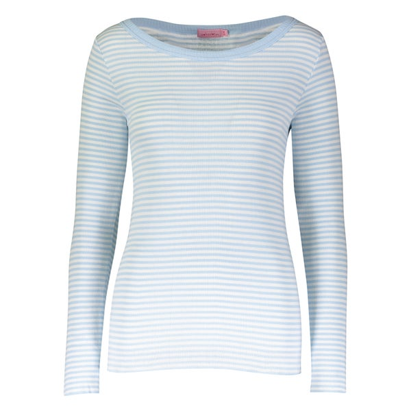 Image of Sailor stripe slouchy top