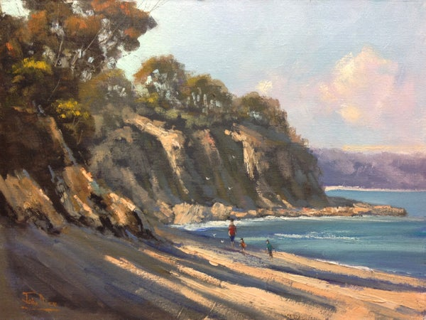 Image of Late In The Day, Caseys Beach